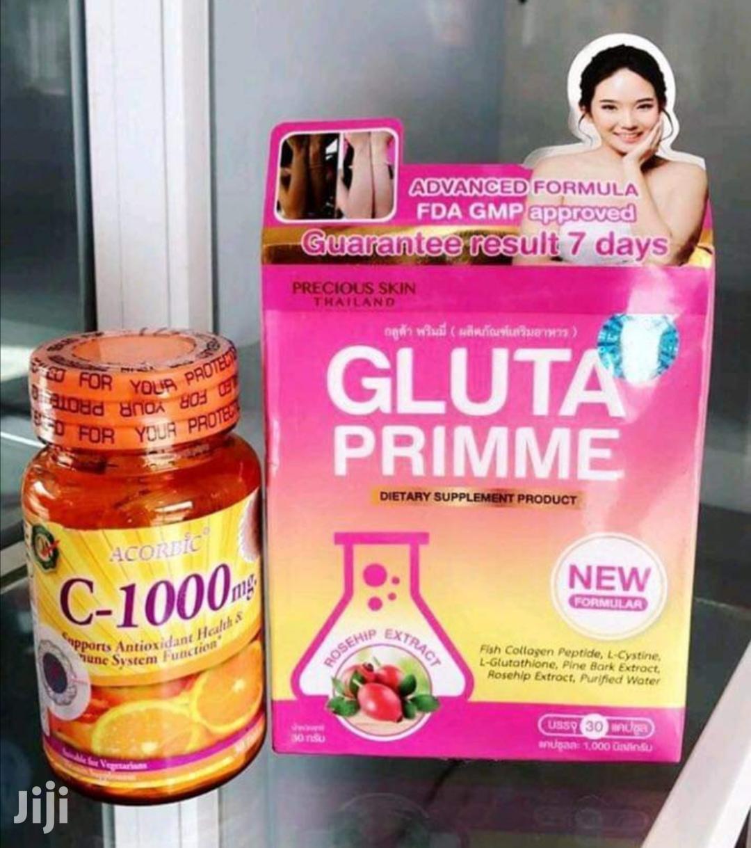 Acorbic Vitamin C-1000mg Pills   Vitamins & Supplements for sale in Teshie-Nungua Estates, Greater Accra, Ghana
