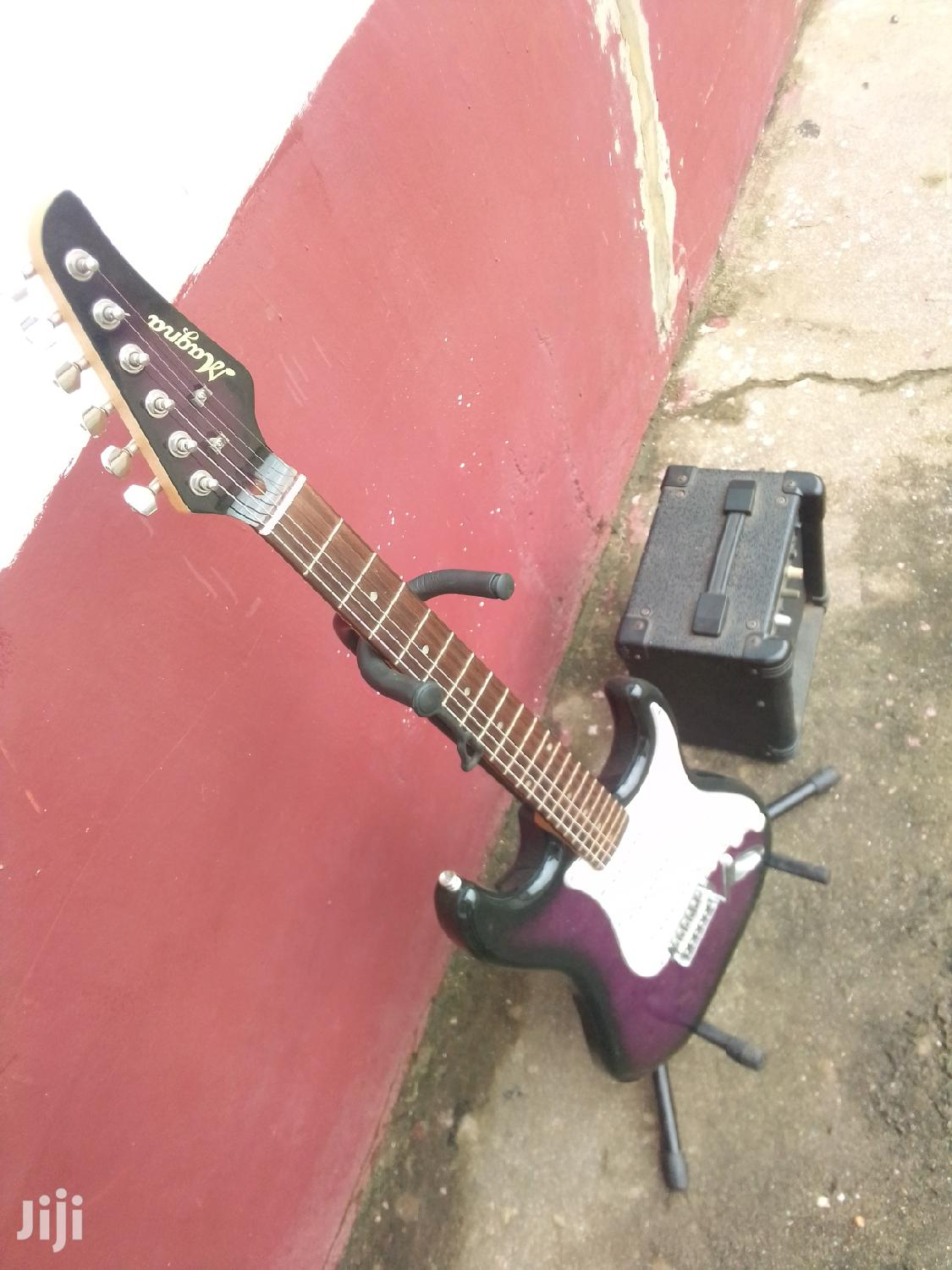 Lead Guitar + Combo for Sale