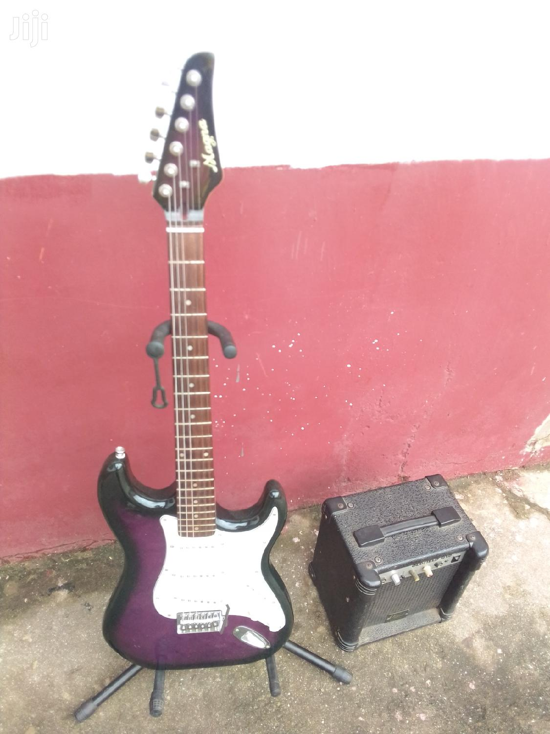 Lead Guitar + Combo for Sale | Musical Instruments & Gear for sale in Shama Ahanta East Metropolitan, Western Region, Ghana