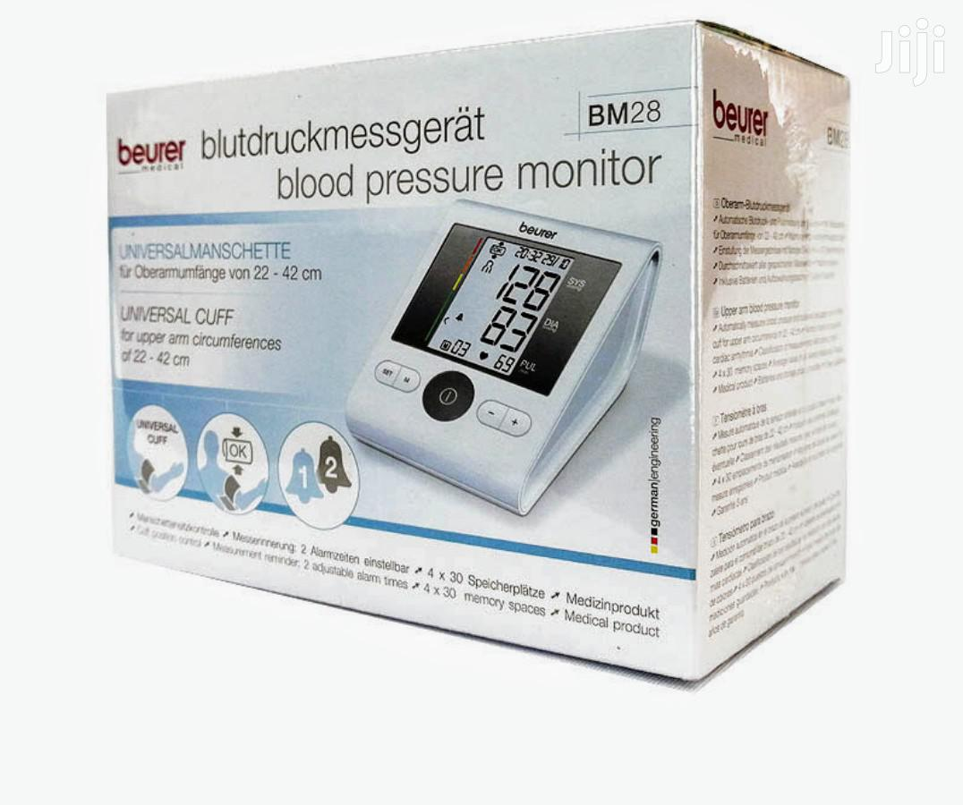 Archive: Upper Arm Blood Pressure Monitor​​