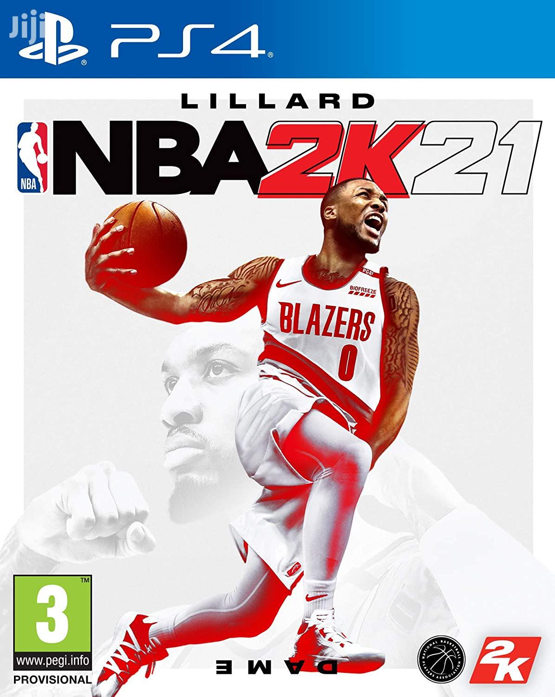 Ps4 NBA 2K21 Digital Version