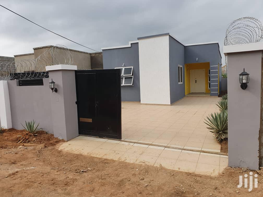 An Executive 3 Bedroom Detached House Selling Now At Oyarifa