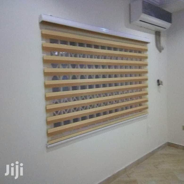 Beautiful Window Blinds Available For Installation | Building & Trades Services for sale in New Mamprobi, Greater Accra, Ghana