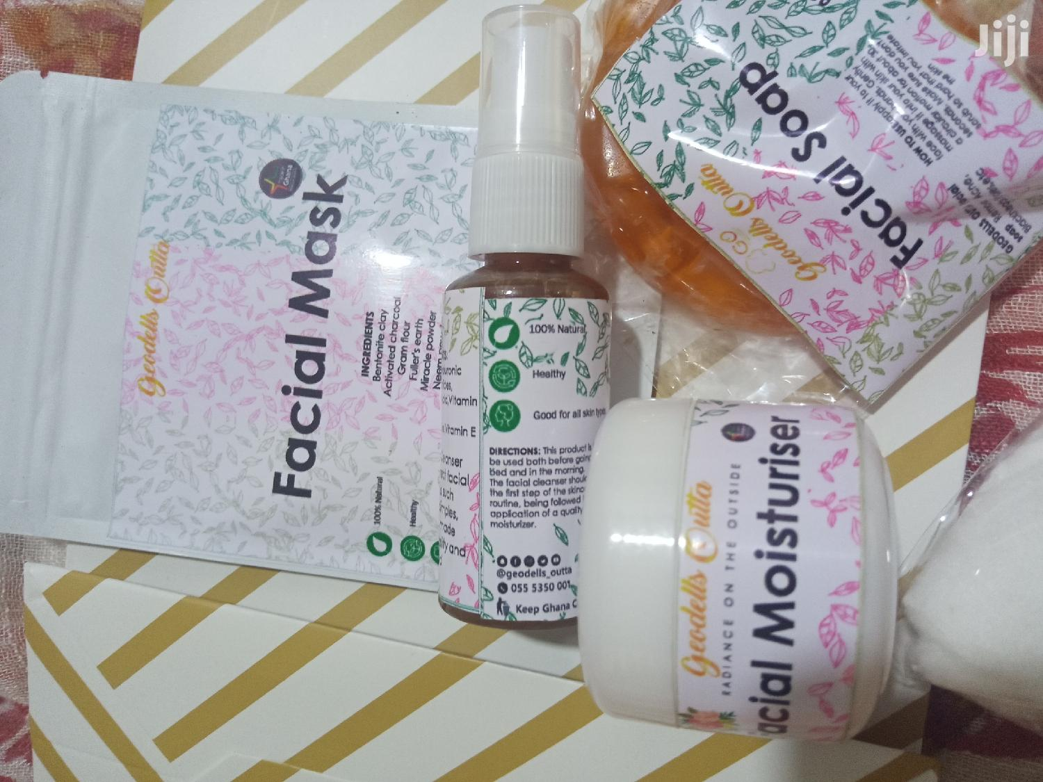 Archive: Organic Facials Set for You and Me Let Glow Together