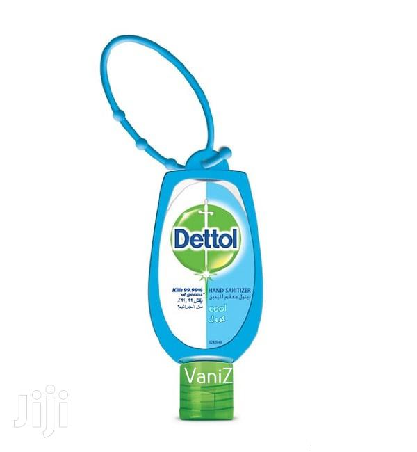 Dettol Antibacterial Hand Sanitizer - 50ml X 12 | Skin Care for sale in Dansoman, Greater Accra, Ghana