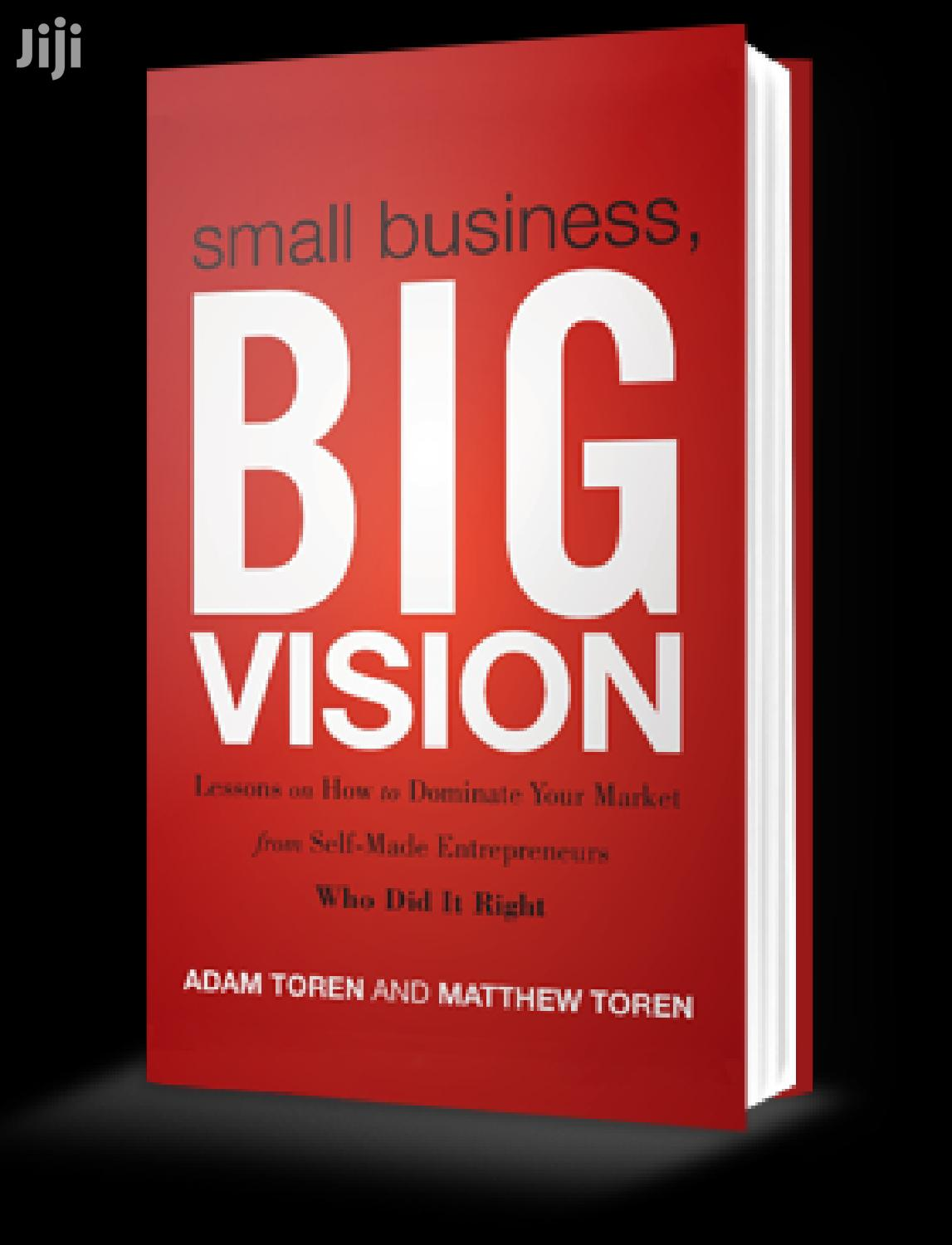 Small Business Big Vision