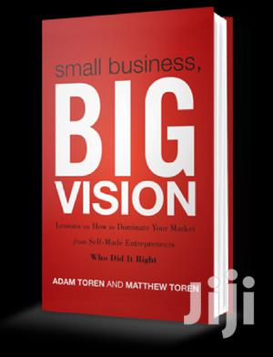 Small Business Big Vision   Books & Games for sale in Greater Accra, Airport Residential Area