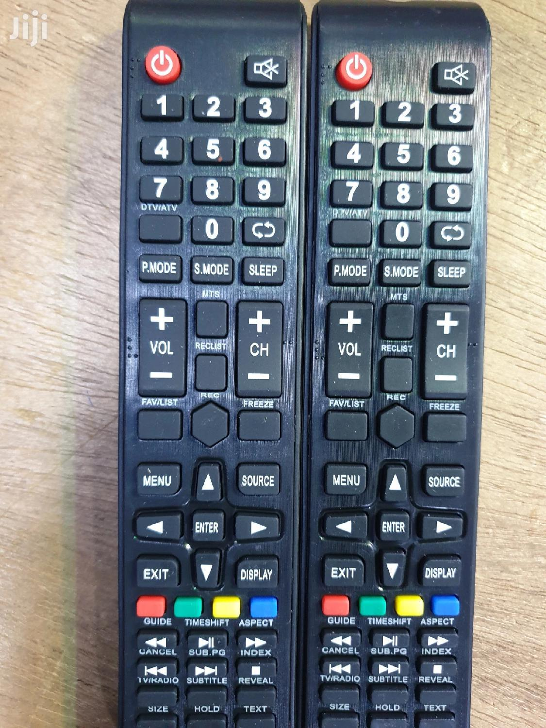 Bruhm TV Remote For Cool Price | Accessories & Supplies for Electronics for sale in Achimota, Greater Accra, Ghana