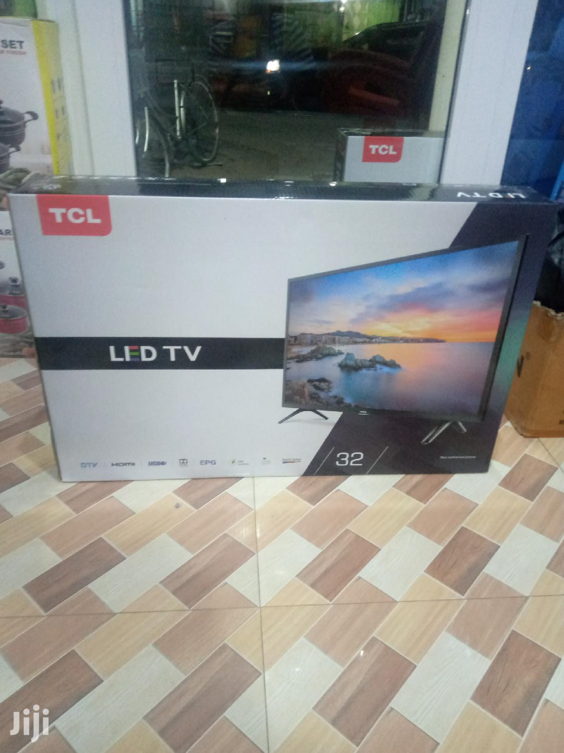TCL Digital Satellite LED Tv-32 | TV & DVD Equipment for sale in Teshie new Town, Greater Accra, Ghana