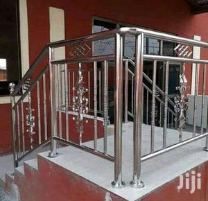 Steps Case Balustrades Well Installed | Manufacturing Services for sale in Greater Accra, Achimota