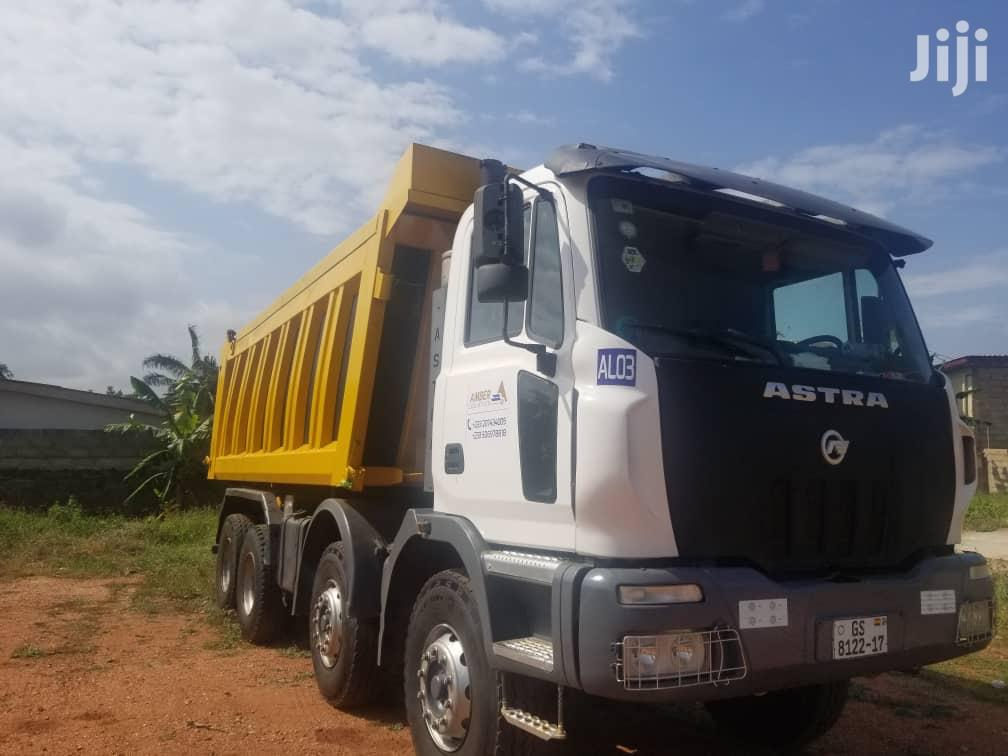 Astra Truck Very Good and Strong