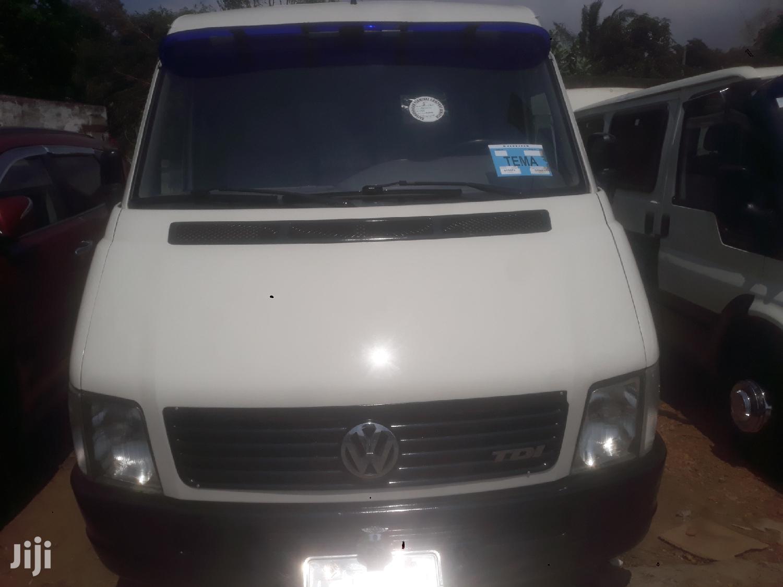 VW Lt 35 Bus