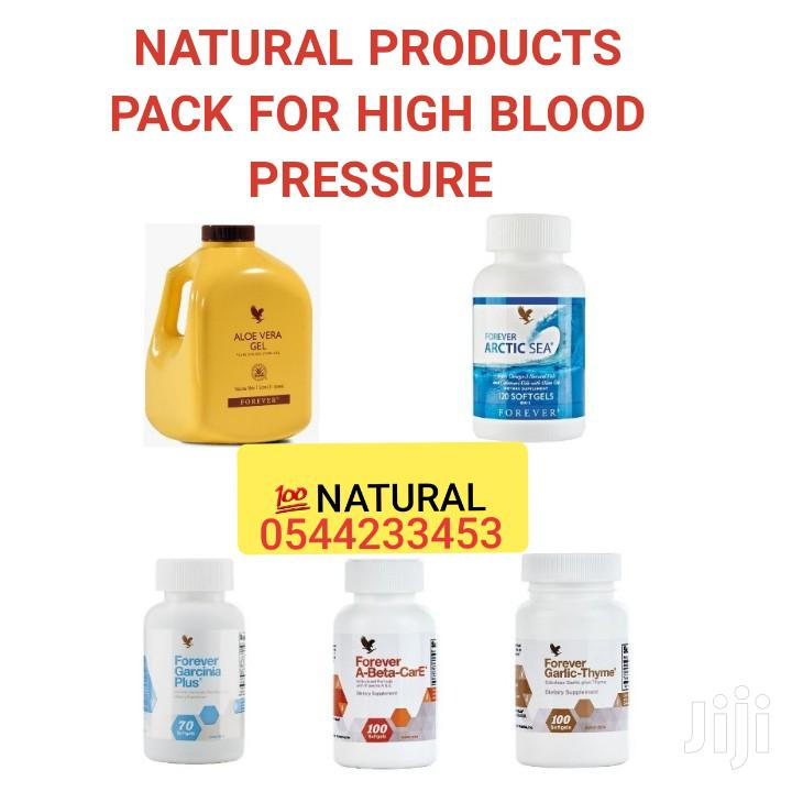 Archive: Natural Organic Products for High Blood Pressure