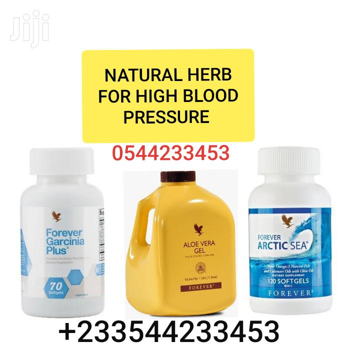 Archive: Natural Food Supplements for High Blood Pressure