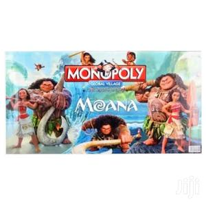 Monopoly Global Village Moana   Books & Games for sale in Greater Accra, Tema Metropolitan