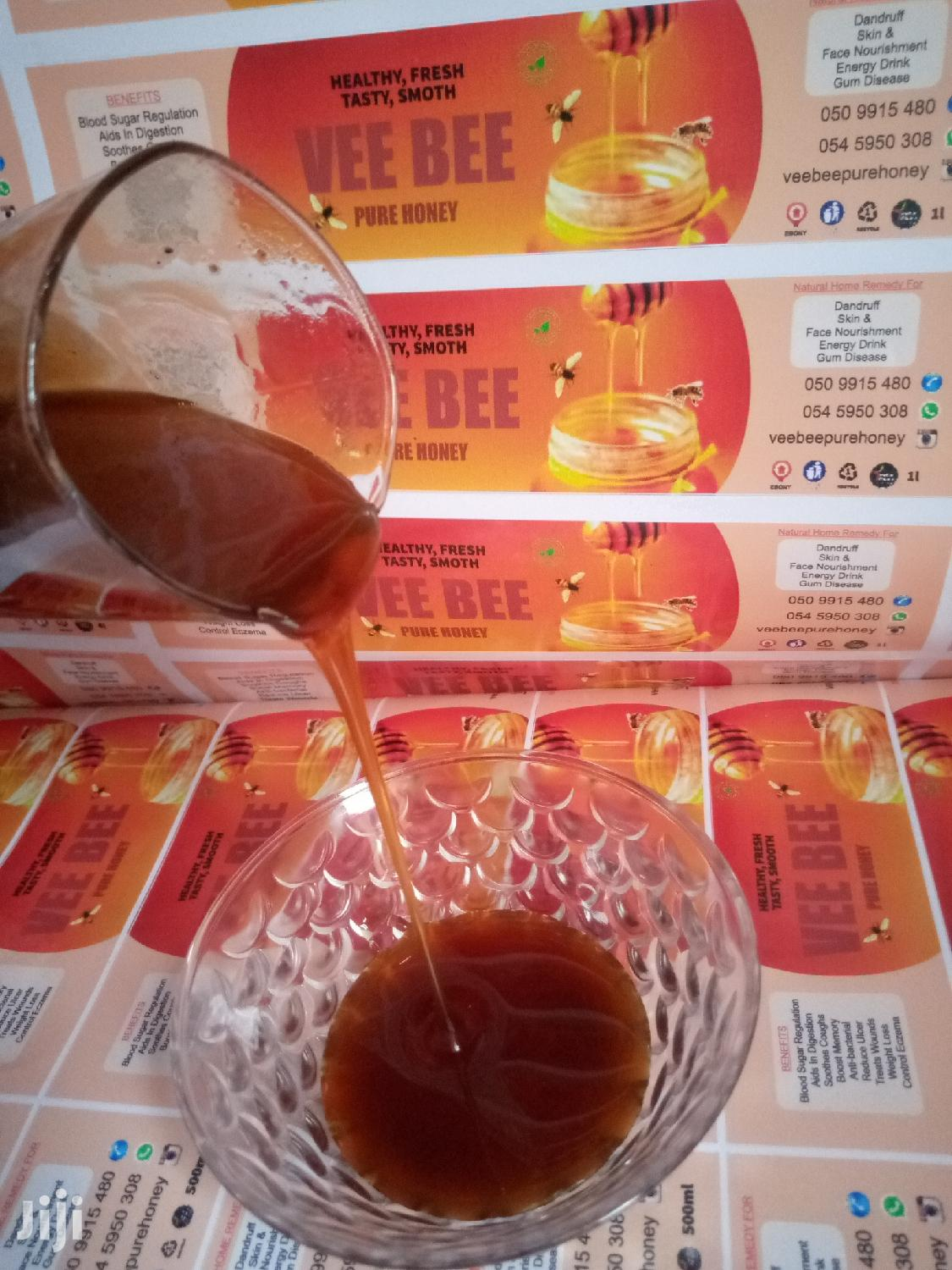 Fresh Organic Honey Straight From the Bee's Farm | Meals & Drinks for sale in Accra Metropolitan, Greater Accra, Ghana