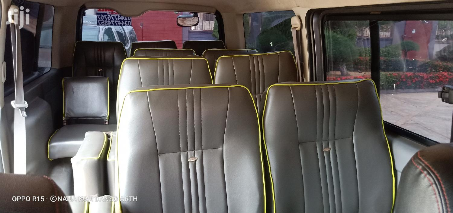Toyota Grand Hiace 2012 for Sale | Buses & Microbuses for sale in Atwima Nwabiagya, Ashanti, Ghana
