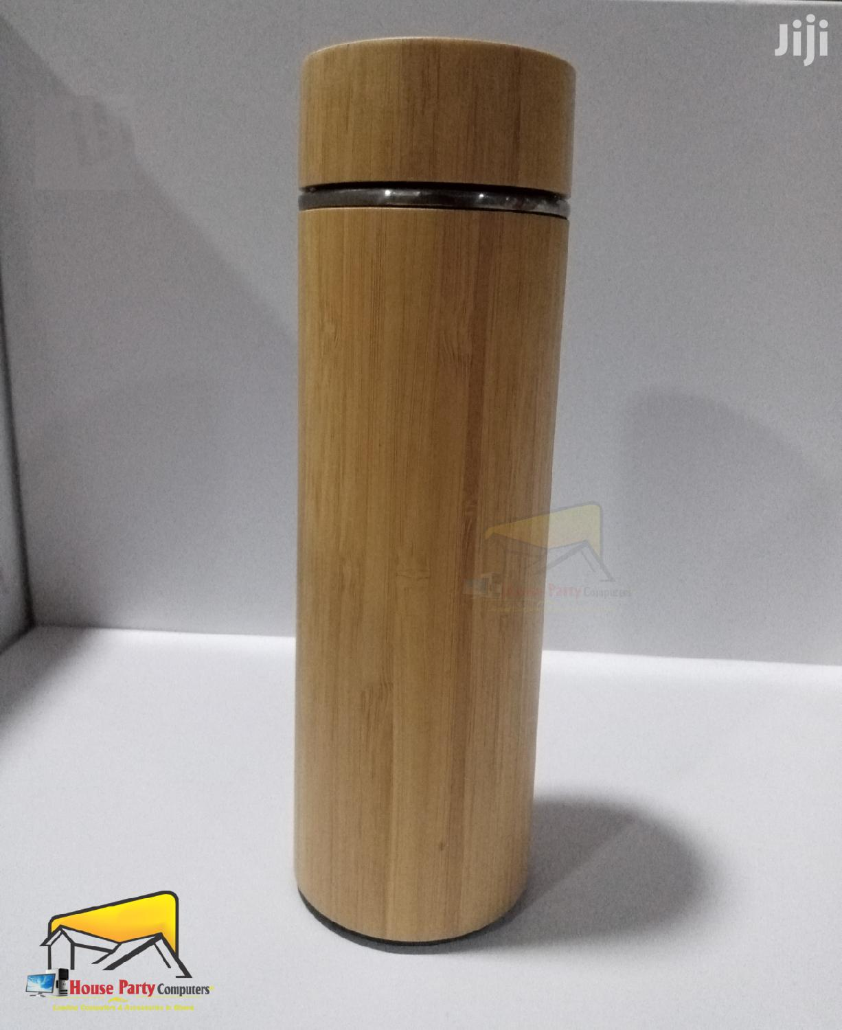 Bamboo Vacuum Flask | Kitchen & Dining for sale in Accra new Town, Greater Accra, Ghana