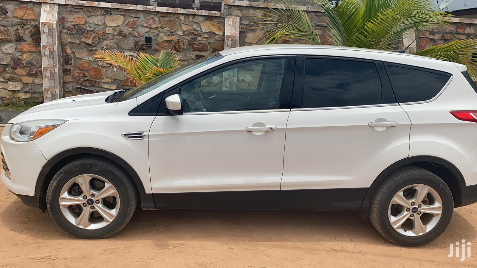Ford Escape 2014 White | Cars for sale in Ga South Municipal, Greater Accra, Ghana