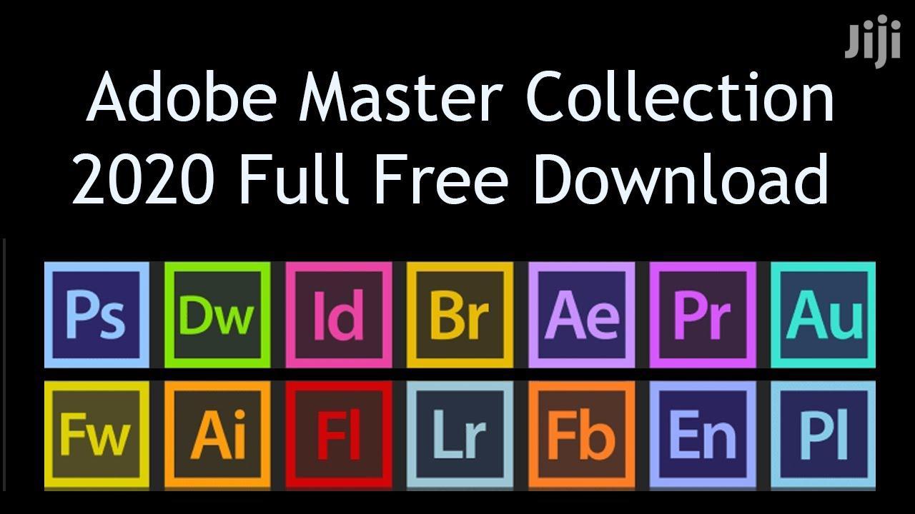 Archive: Adobe Master Suite 2020