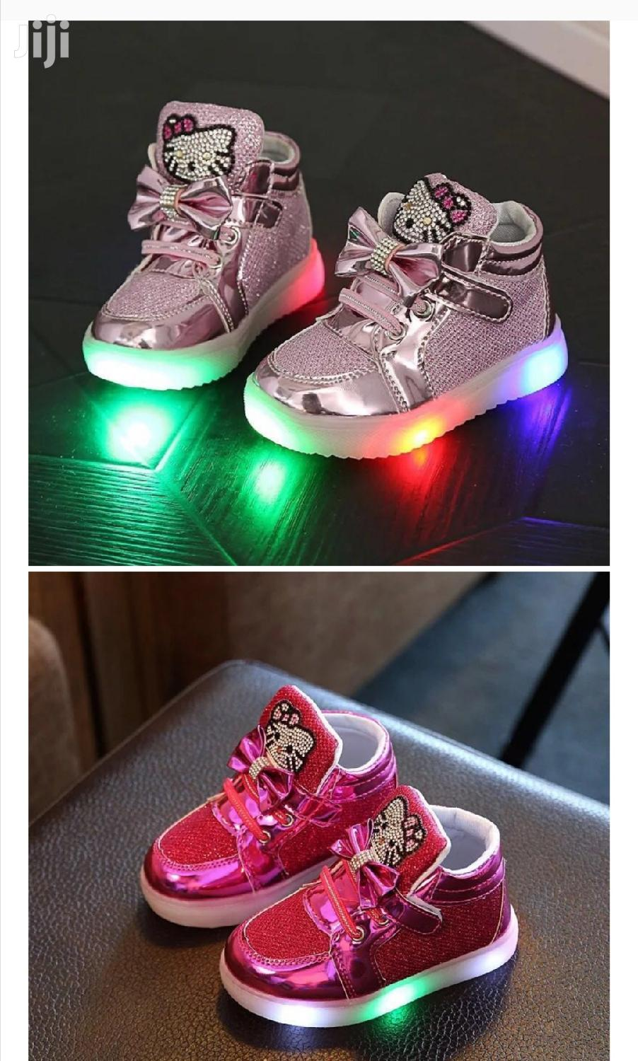 LED Kids Sports Shoes