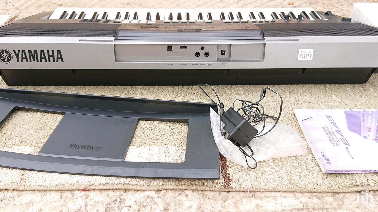 Archive: Yamaha PSR - E443 Keyboard