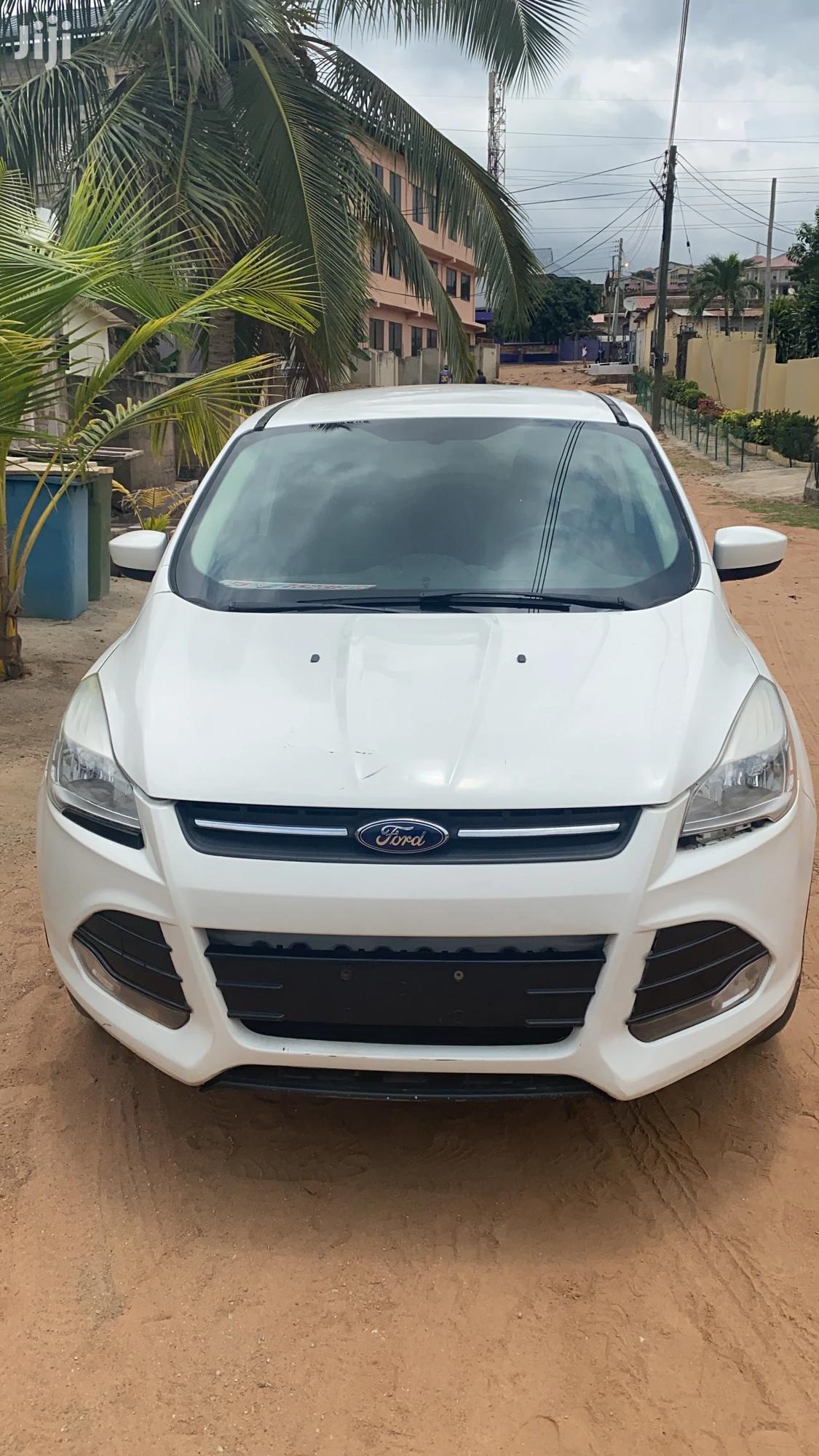 Ford Escape 2014 White