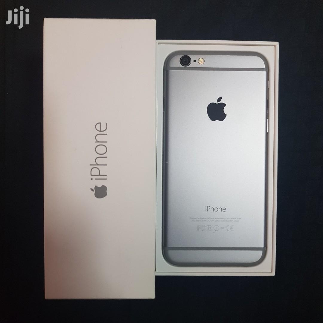 New Apple iPhone 6 64 GB Gray