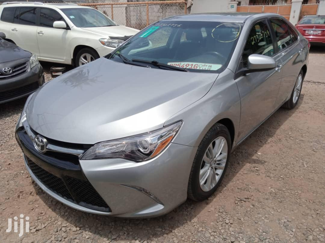 Toyota Camry 2016 Silver | Cars for sale in Osu, Greater Accra, Ghana