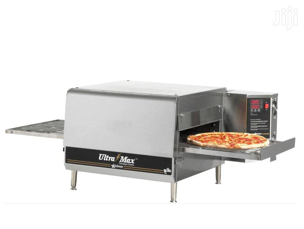 """Conveyor Pizza Oven - Ultra-max Impingement Electric, 50"""" Co"""