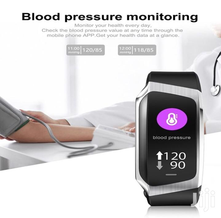 Veryfit E18 Smart Watch | Smart Watches & Trackers for sale in Accra Metropolitan, Greater Accra, Ghana