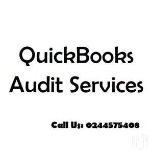 Quickbooks Audit Services