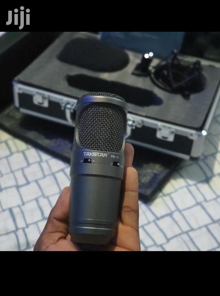 Studio Condenser Microphone | Audio & Music Equipment for sale in Accra Metropolitan, Greater Accra, Ghana