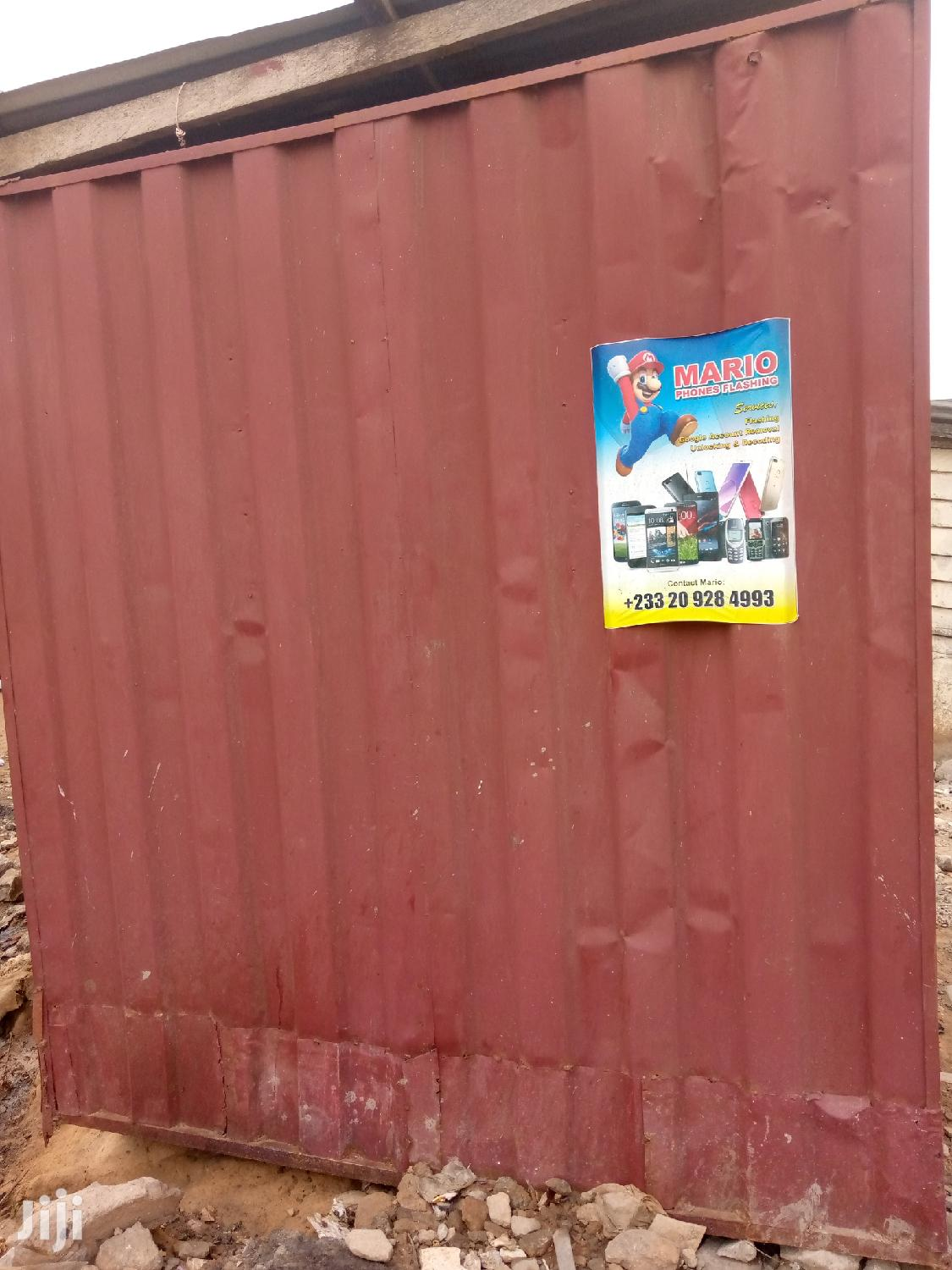 Container For Sale | Manufacturing Equipment for sale in Mataheko, Greater Accra, Ghana