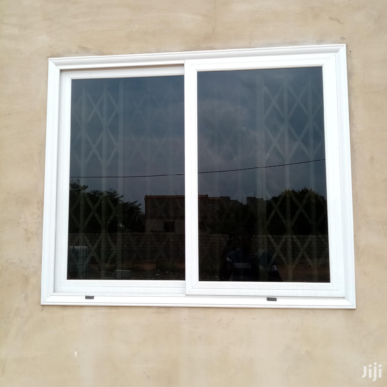 Aluminium Glass Window And Stainless Balustrade