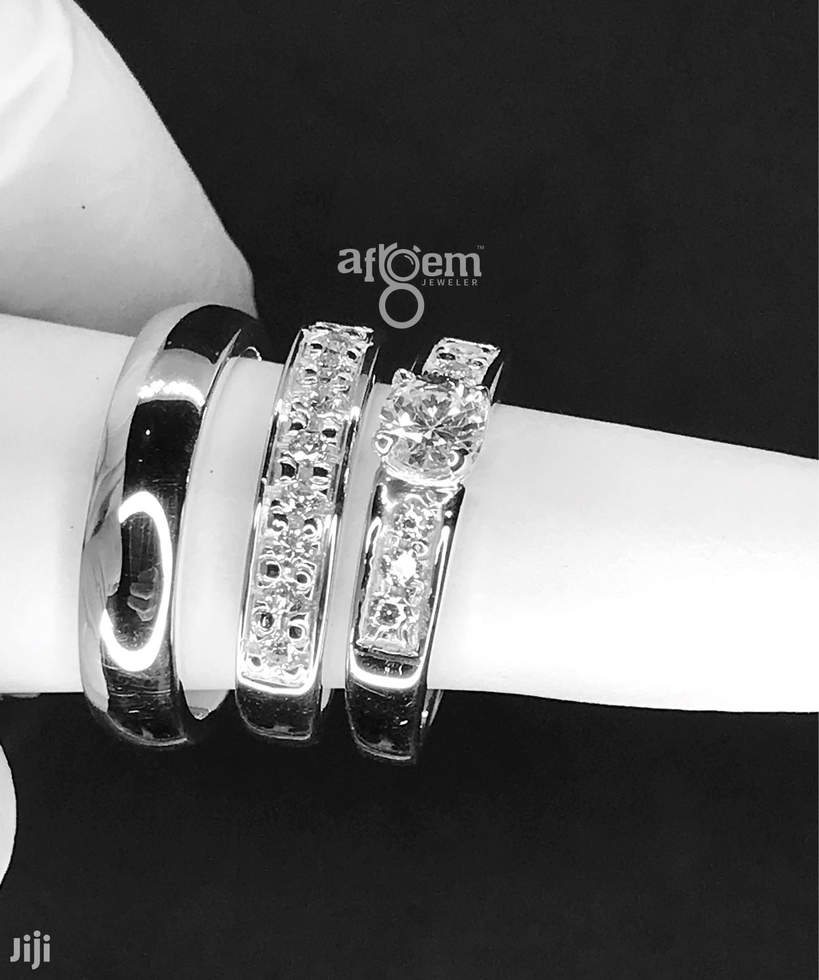Solidly Produced Wedding Rings | Wedding Wear & Accessories for sale in Adenta Municipal, Greater Accra, Ghana