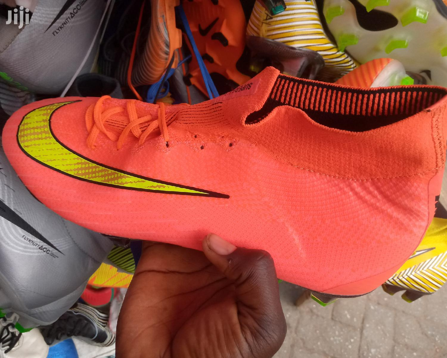 Archive: Quality Football Boot