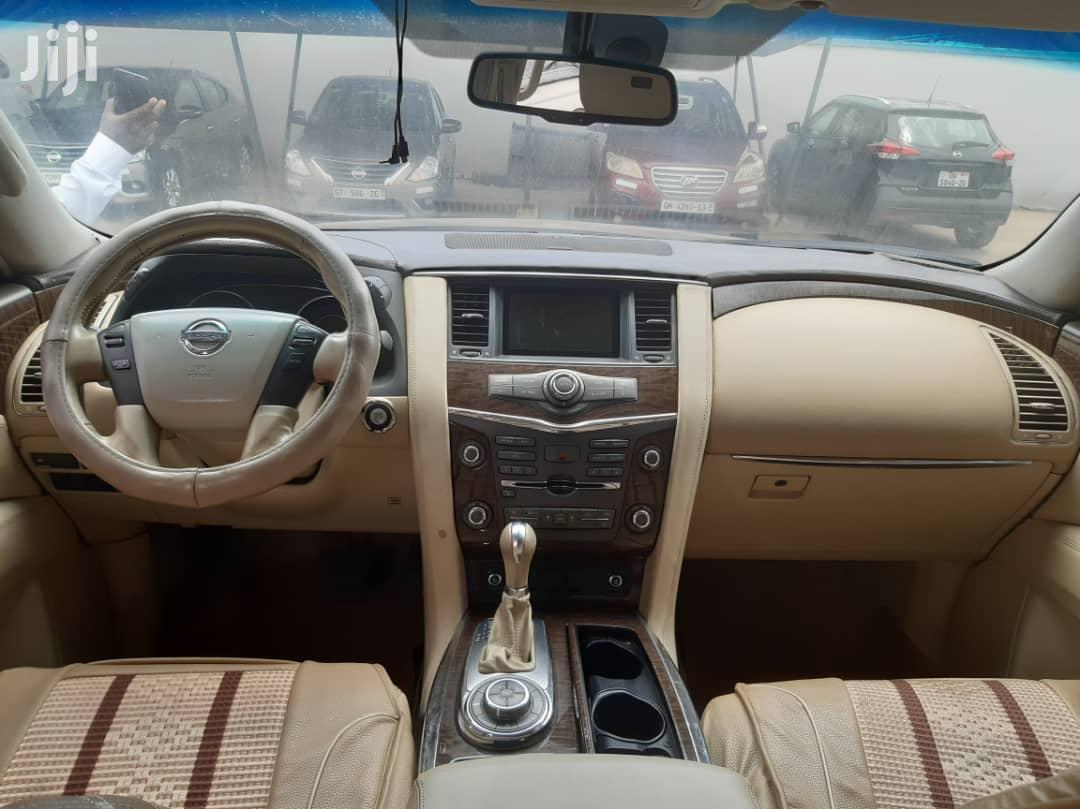 Nissan Patrol 5.6 2011 Black   Cars for sale in East Legon, Greater Accra, Ghana