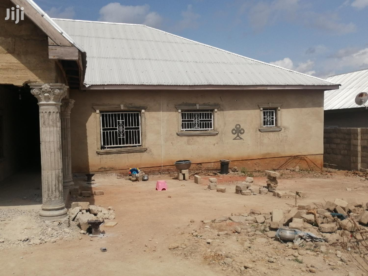 Three Bed Room Flat, 3 Singles Room Self Contained For Sale