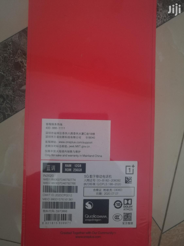 New OnePlus 8 256 GB Blue | Mobile Phones for sale in Shama Ahanta East Metropolitan, Western Region, Ghana
