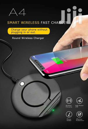A4 Smart Wireless Fast Charger | Accessories for Mobile Phones & Tablets for sale in Greater Accra, Ga East Municipal