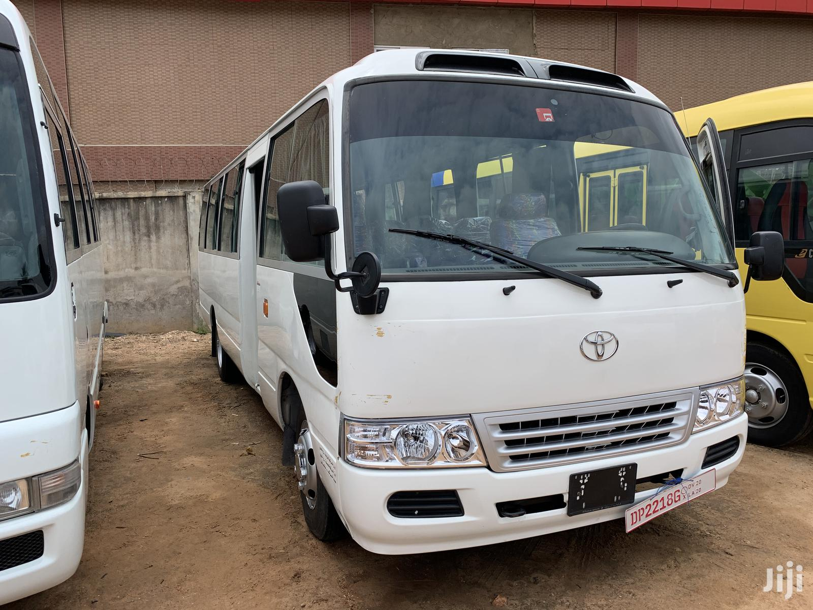 Toyota Coaster Bus | Buses & Microbuses for sale in East Legon, Greater Accra, Ghana