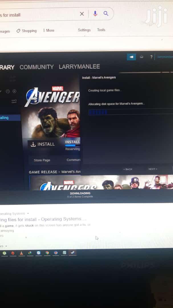 Marvel Avengers | Video Games for sale in New-Juaben Municipal, Eastern Region, Ghana