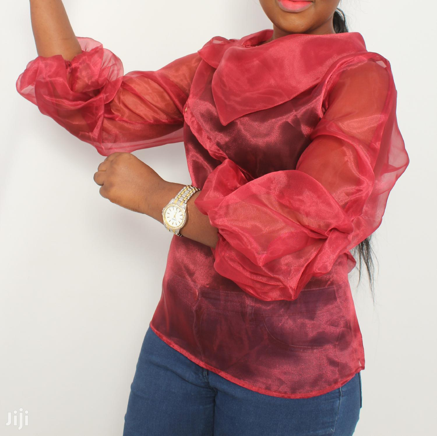 Organza Tops | Clothing for sale in Osu, Greater Accra, Ghana