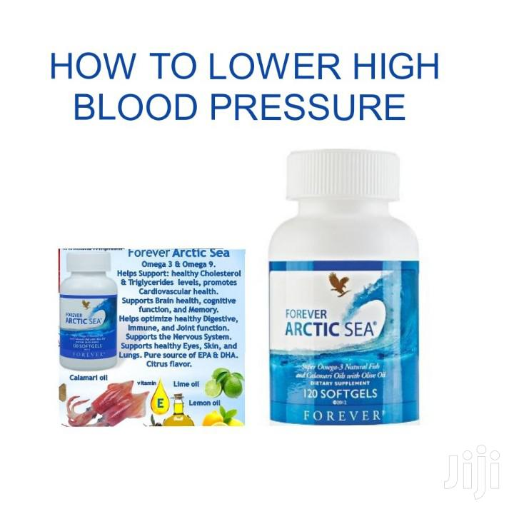 Archive: How to Lower High Blood Pressure With Artic Sea