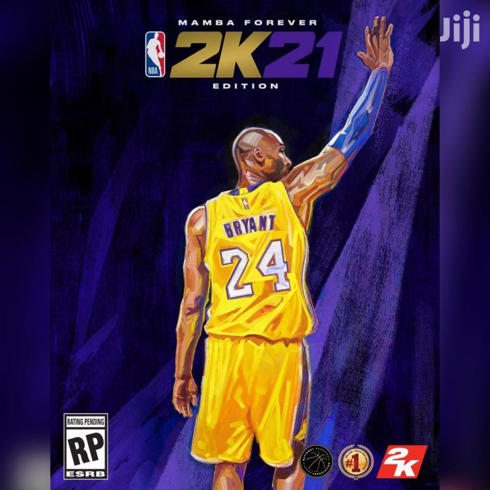 Nba 2k21 Pc Game