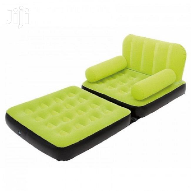 Archive: Best Way Sofa Air Bed 2:1 – Green