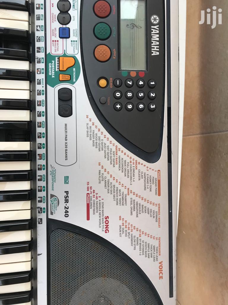 Yamaha Organ | Musical Instruments & Gear for sale in Awutu Senya East Municipal, Central Region, Ghana