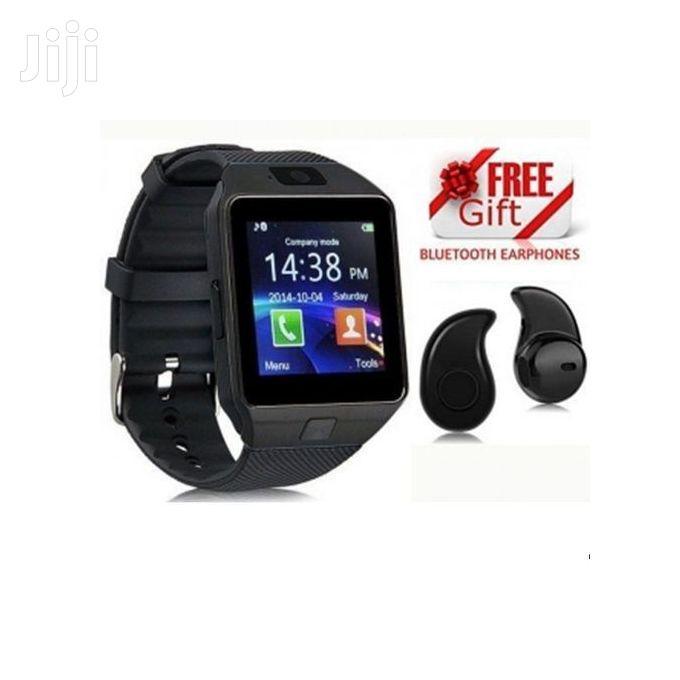 Archive: Smart Watch + Wireless Bluetooth Ear Bud