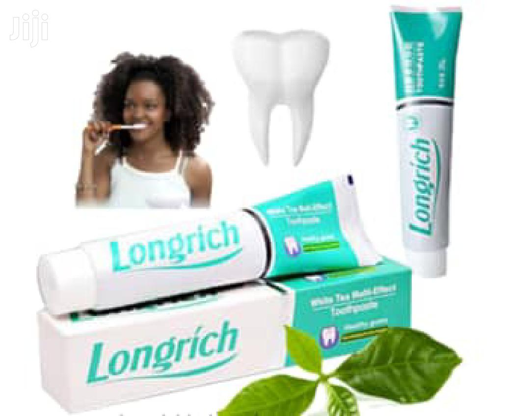 Longrich Toothpaste For Tooth Ache And Whitening